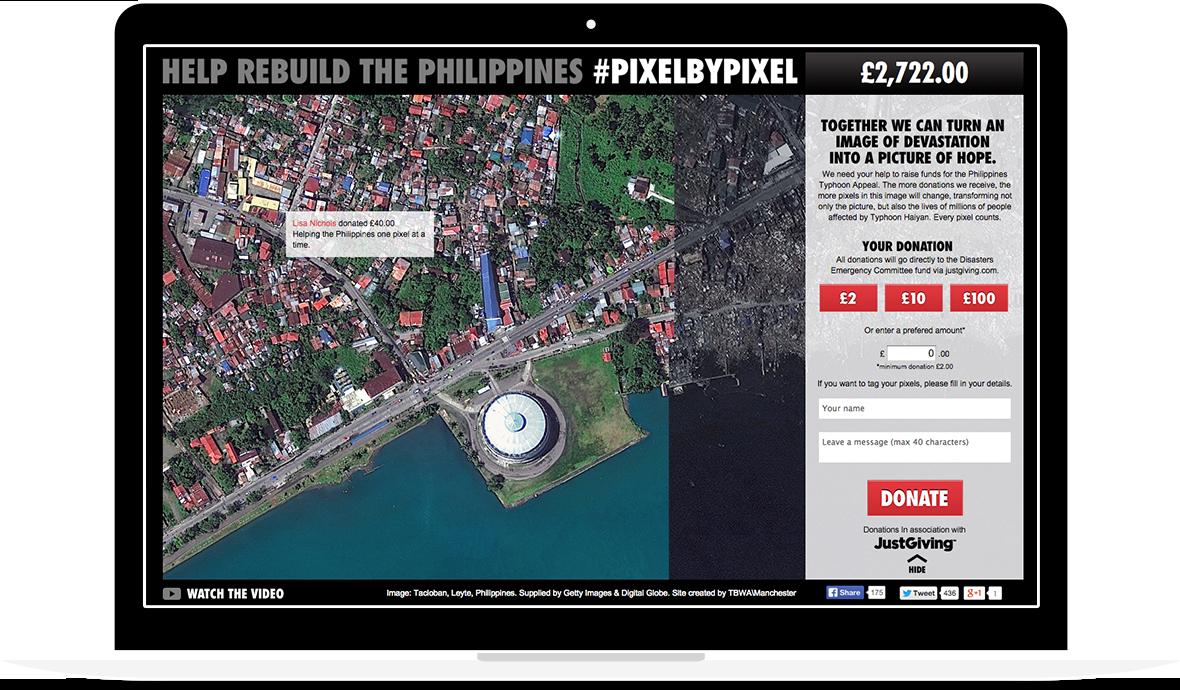 Pixel By Pixel Website